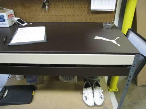 Shipping Desk