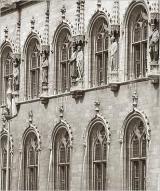 Kortrijk Town Hall building façade