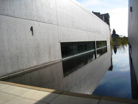 The Pulitzer Foundation for the Arts in St. Louis