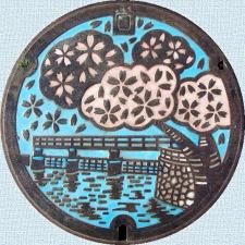 Manhole Cover - From Tokyo