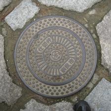 Tōdai-ji Manhole Cover