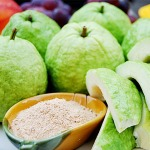 Guava with Sweet and Sour Plum Powder