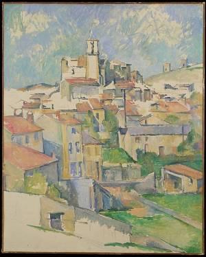 Gardanne - Paul Cézanne