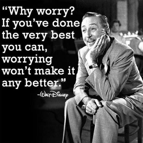 Walt Disney quotation