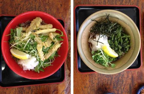 Matsumoto lunches