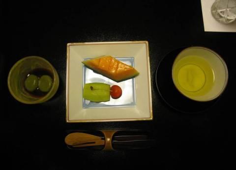 Kaiseki Course