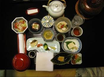 Rangetsu Breakfast