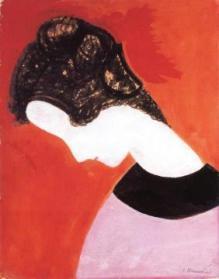 Painting by Constantin Brancusi