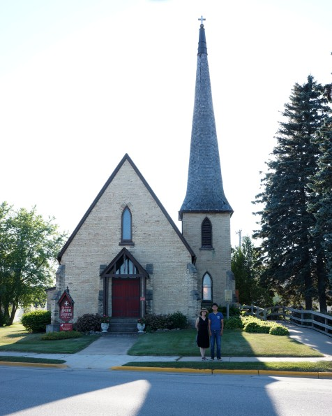 Church in Door County